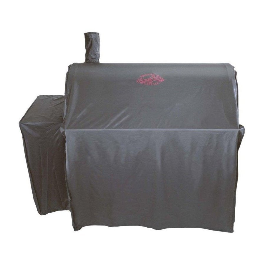 Char-Griller Polyester 49-in Charcoal Grill Cover