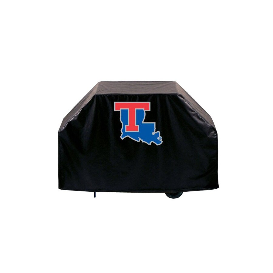 Holland Louisiana Tech University Vinyl 60-in Grill Cover