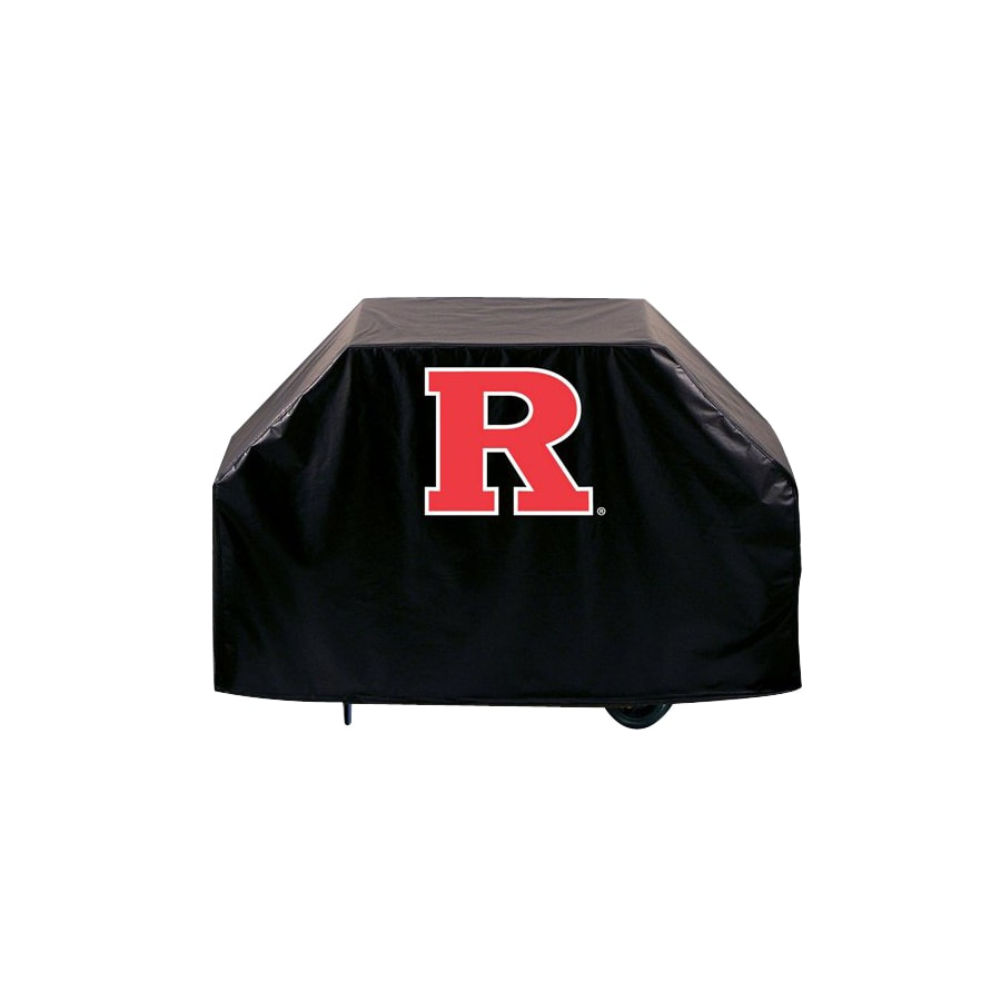 Holland Rutgers University Vinyl 60-in Grill Cover