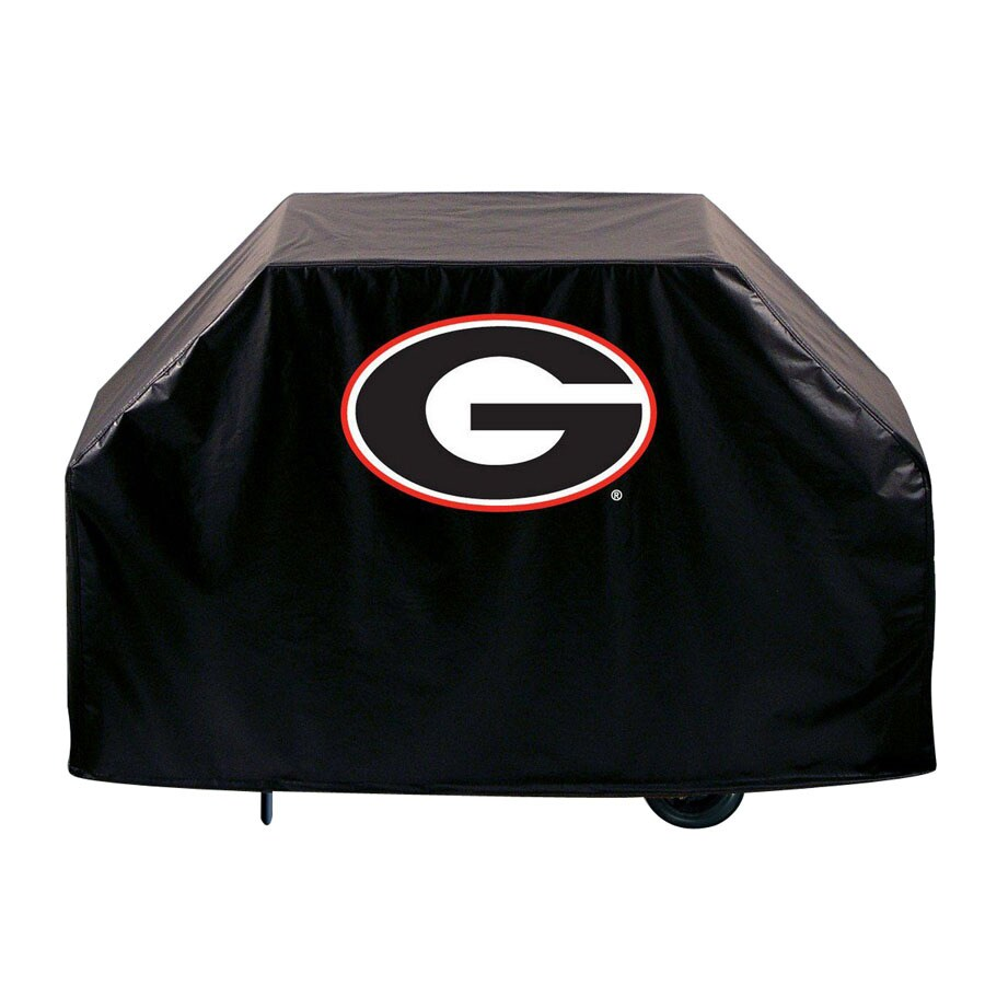 Holland University of Georgia Vinyl 72-in Grill Cover
