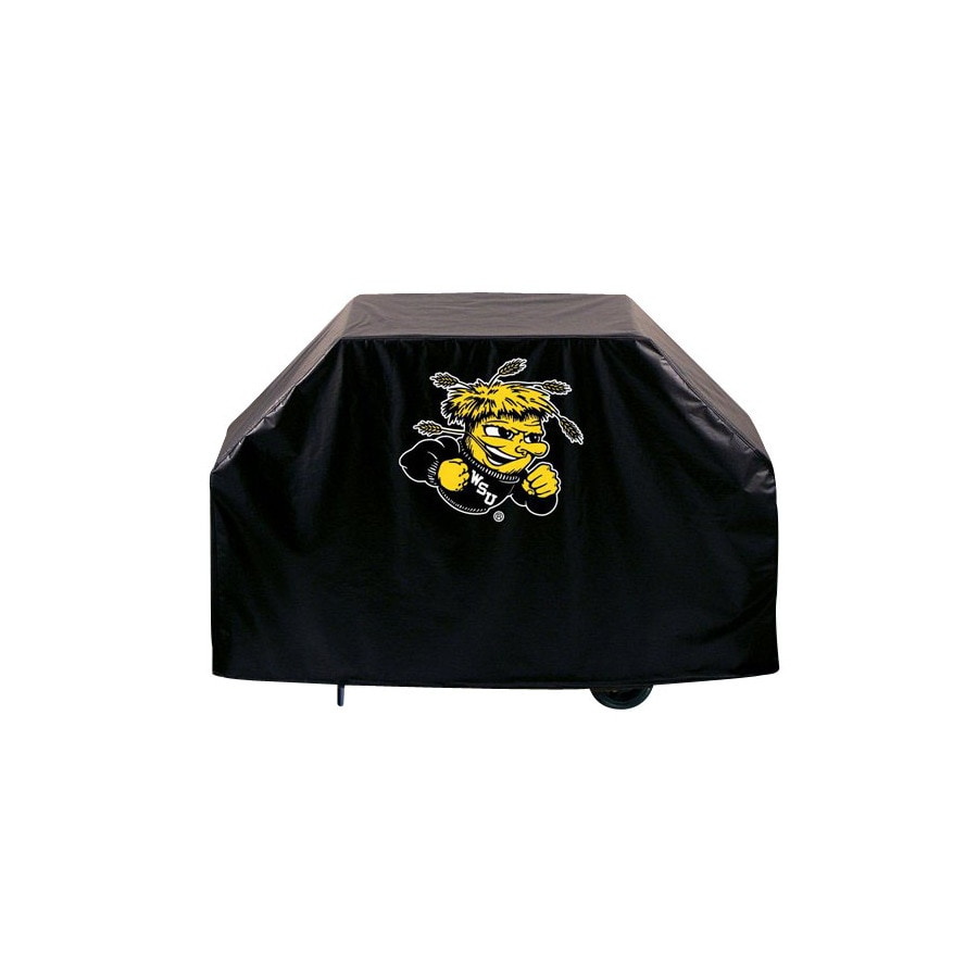 Holland Wichita State University Vinyl 72-in Grill Cover