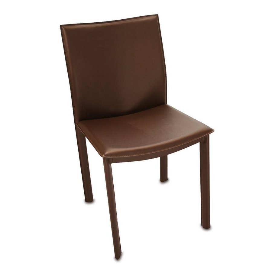 Tag Furnishings Group Elston Dark Brown Side Chair