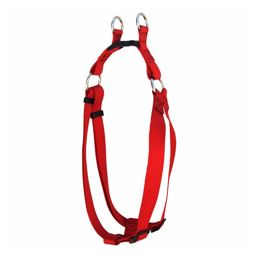 Majestic Pets Red Nylon Dog Harness