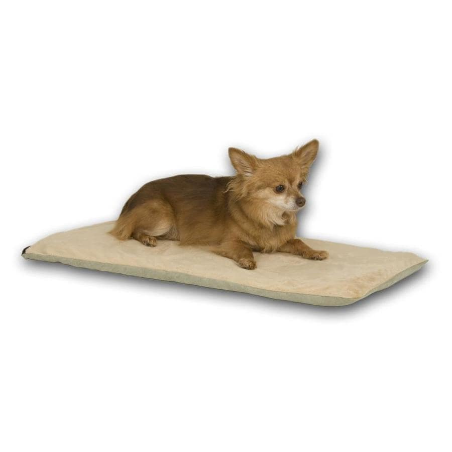 K&H Manufacturing Sage Polyester Rectangular Dog Bed