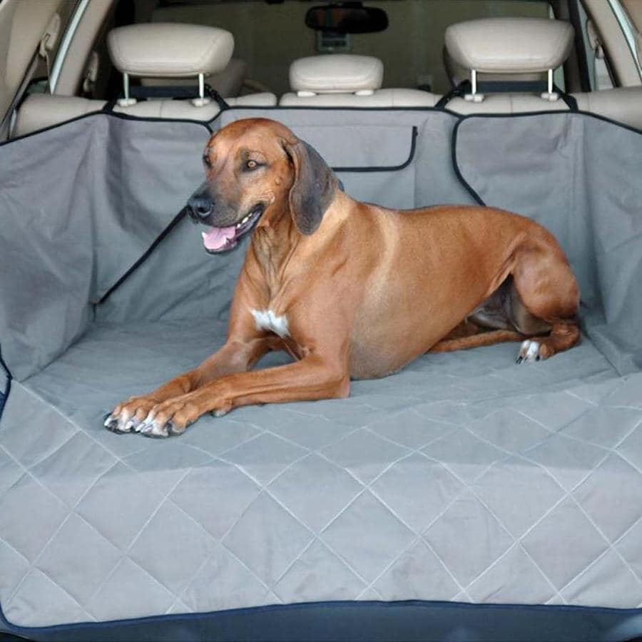 K&H Manufacturing Gray Fabric Cargo Seat Cover