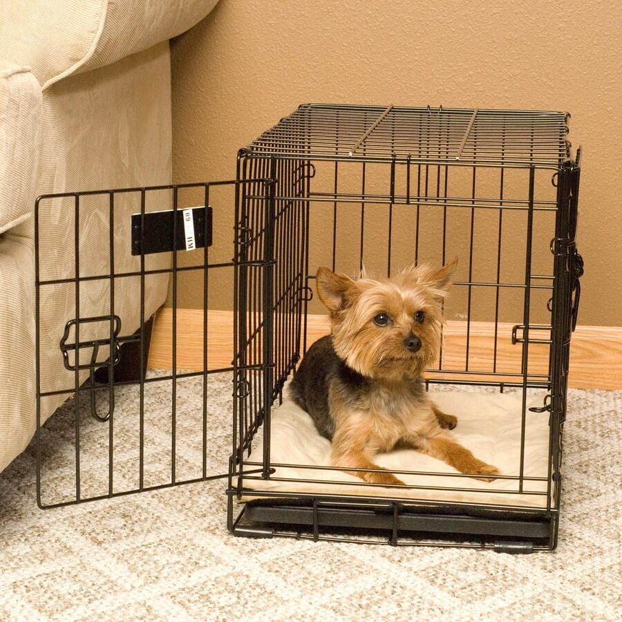 K&H Manufacturing Mocha Microfleece Rectangular Dog Bed
