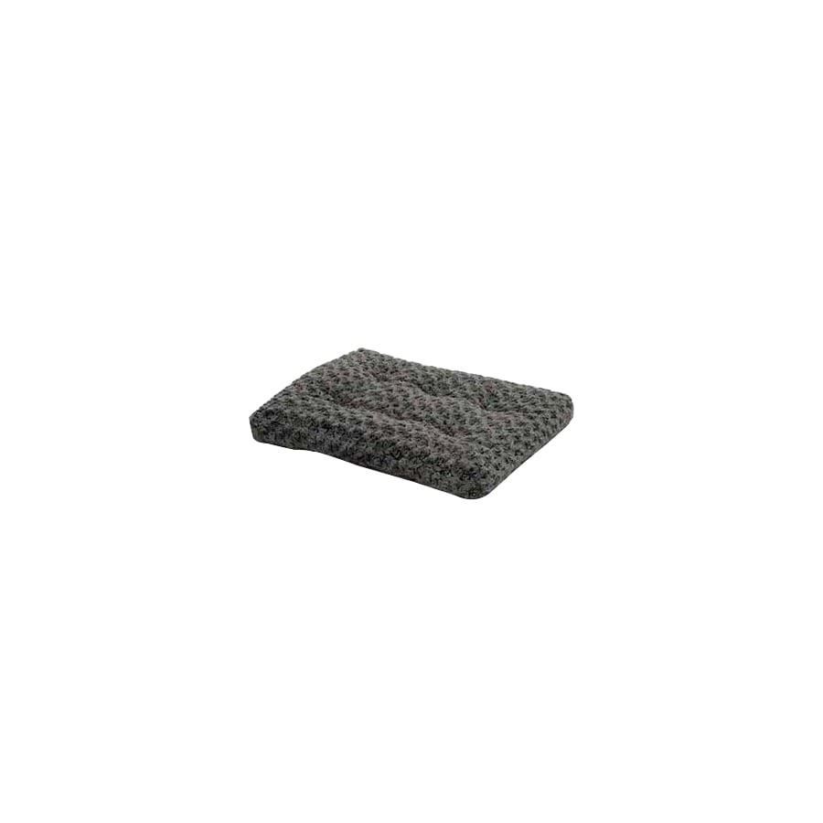 midwest pets Light Gray Polyester Rectangular Dog Bed