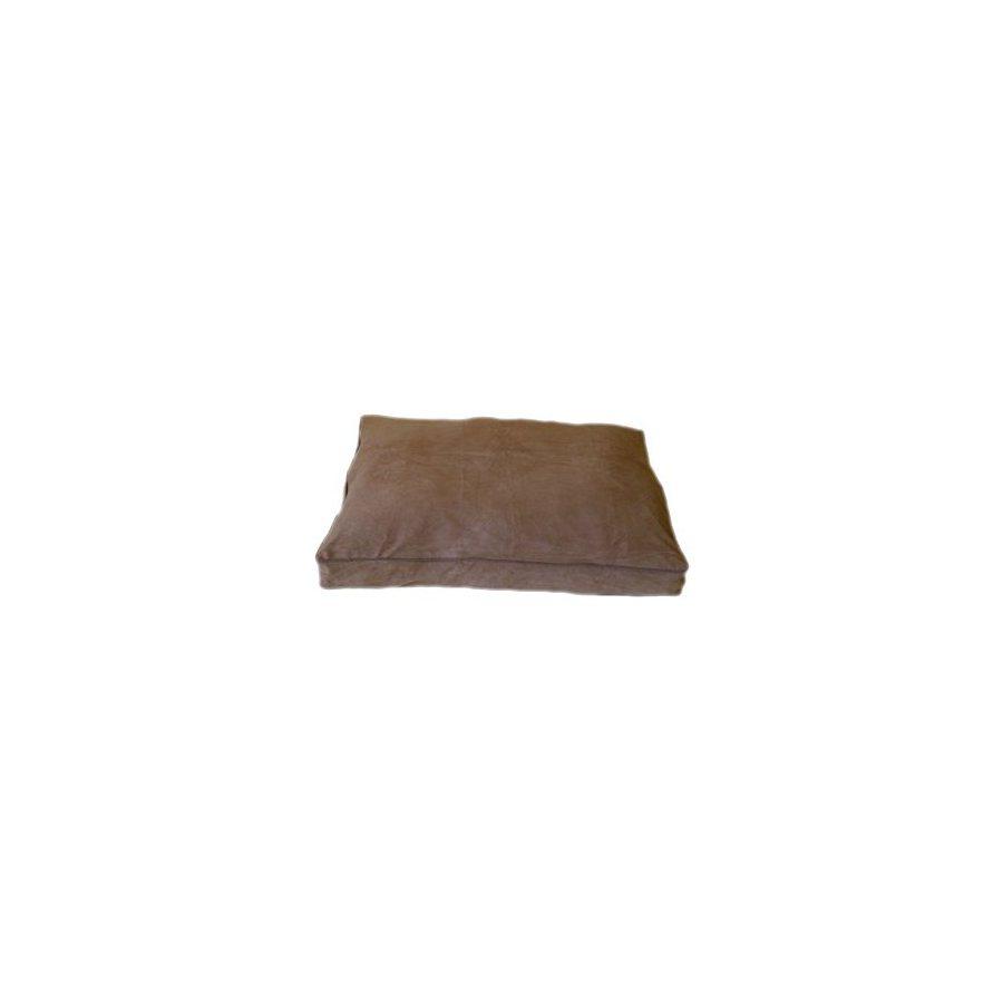 Carolina Pet Company Saddle Microfiber Rectangular Dog Bed