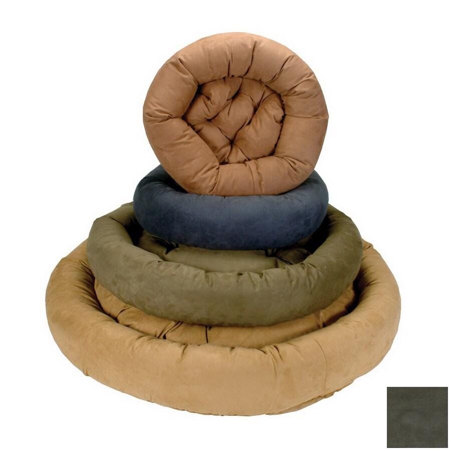 Snoozer Anthracite Round Dog Bed