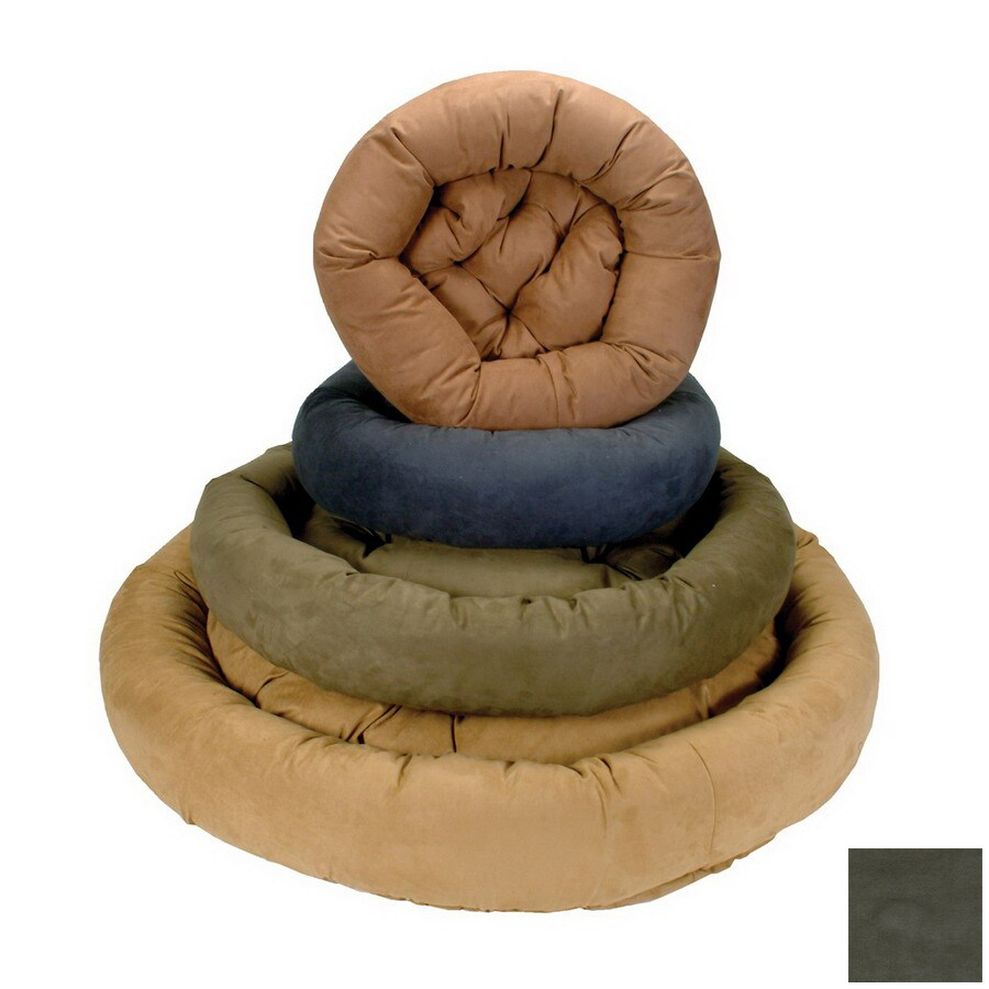 Snoozer Anthracite Round Dog Bed