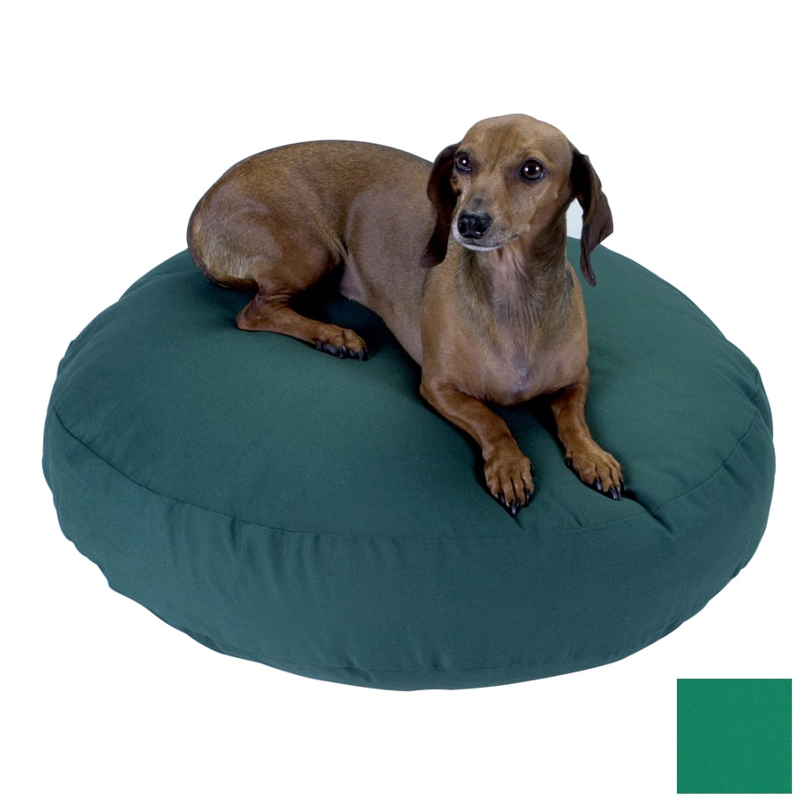 Snoozer Holly Polyester/Cotton Round Dog Bed