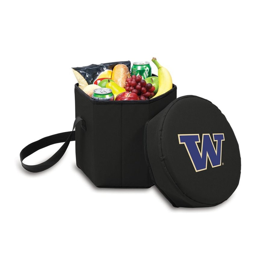 Picnic Time 12-qt Washington Huskies Polyester Personal Cooler
