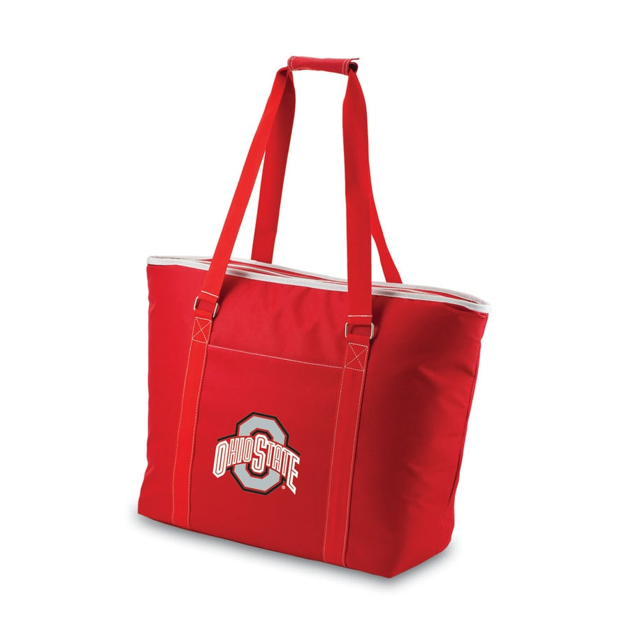 Picnic Time 576-fl oz Ohio State Buckeyes Polyester Bag Cooler