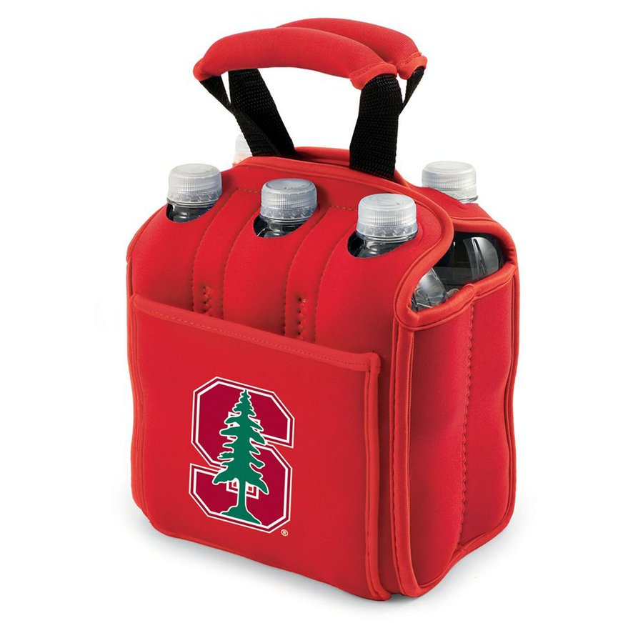 Picnic Time 120-fl oz Stanford Cardinal Neoprene Bag Cooler