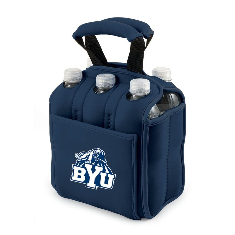 Picnic Time 120-fl oz BYU Cougars Neoprene Bag Cooler