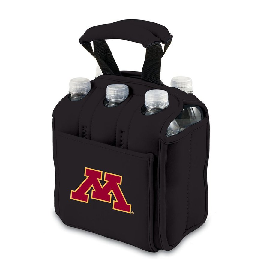 Picnic Time 120-fl oz Minnesota Golden Gophers Neoprene Bag Cooler
