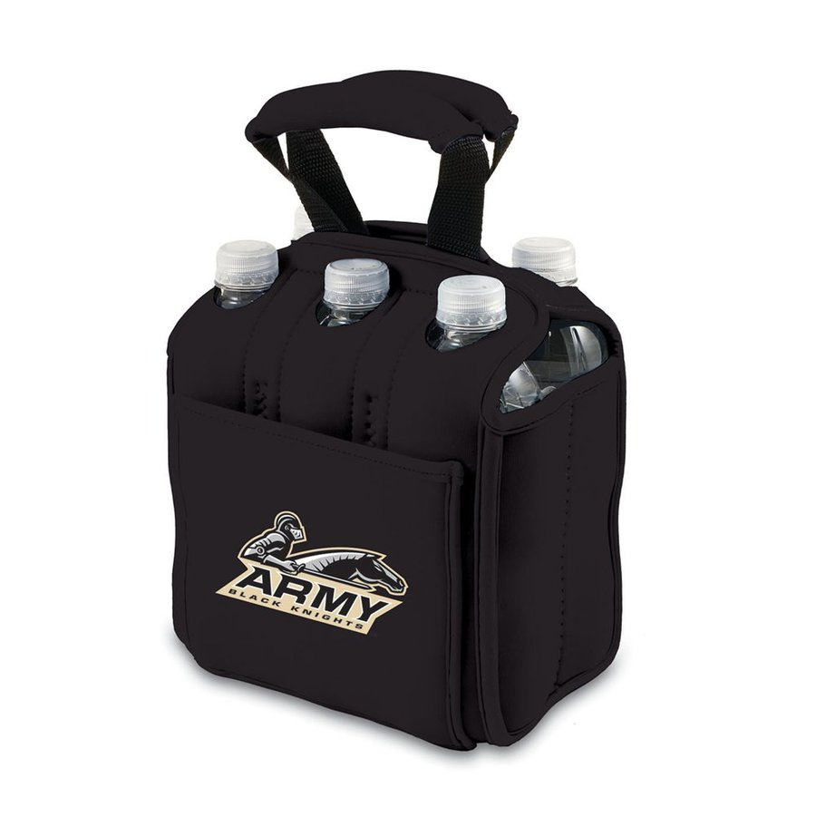 Picnic Time 120-fl oz Army Black Knights Neoprene Bag Cooler