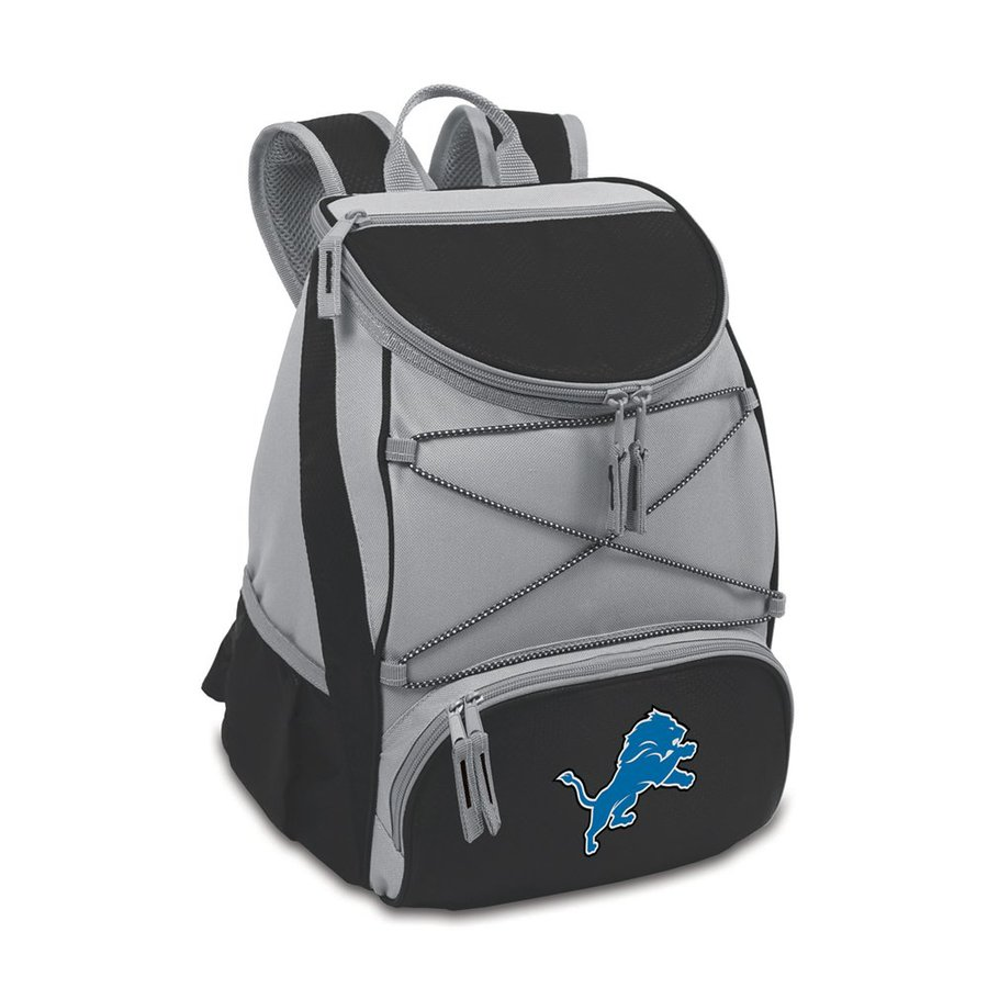 Picnic Time 14-qt Detroit Lions Polyester Backpack Cooler
