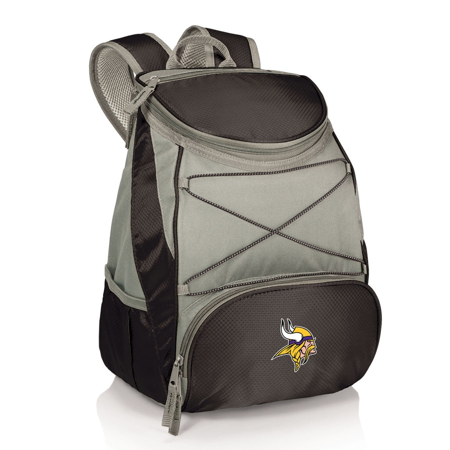 Picnic Time 14-qt Minnesota Vikings Polyester Backpack Cooler
