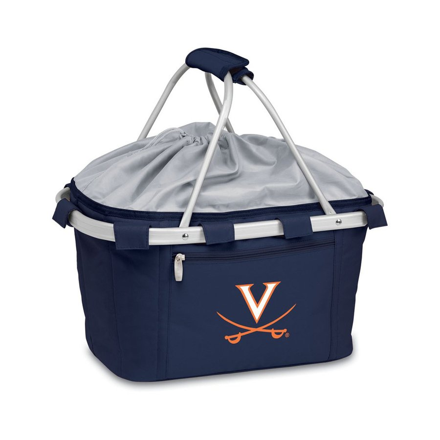 Picnic Time 3-Gallon Virginia Cavaliers Polyester Personal Cooler