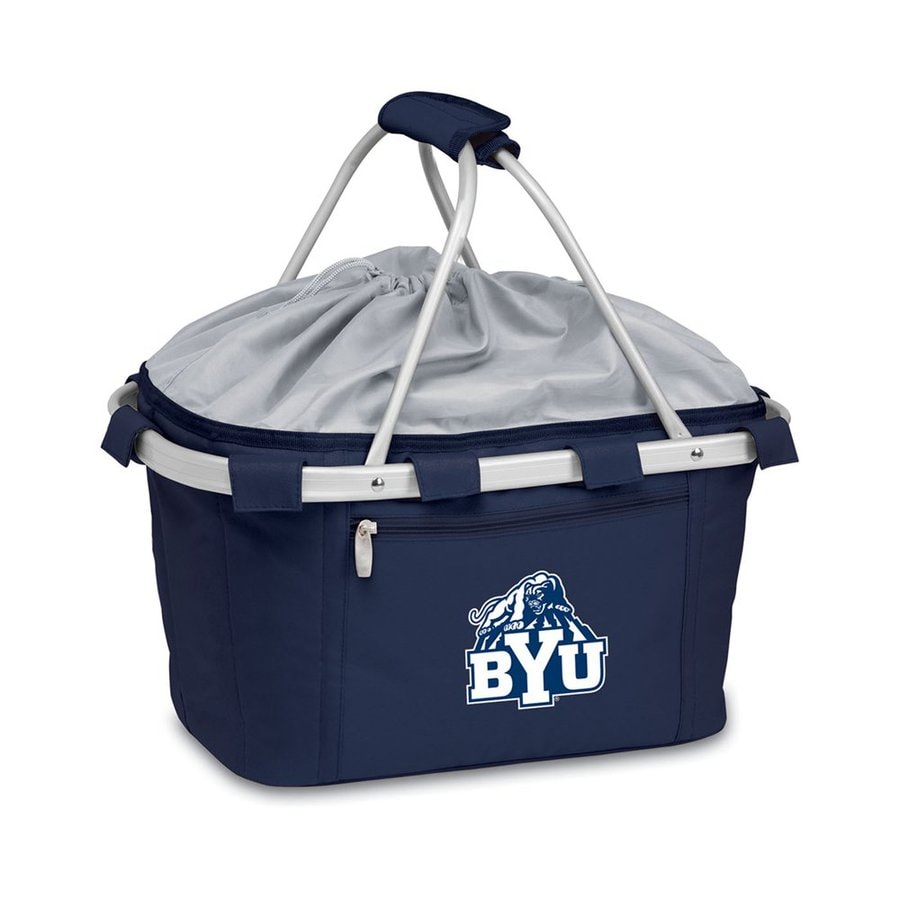 Picnic Time 3-Gallon BYU Cougars Polyester Personal Cooler