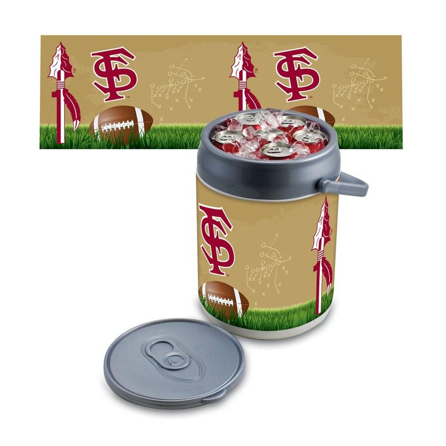 Picnic Time Florida State Seminoles 9-qt Plastic Chest Cooler