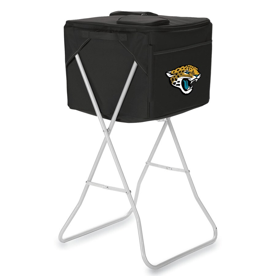 Picnic Time 2868-cu in Jacksonville Jaguars Polyester Chest Cooler