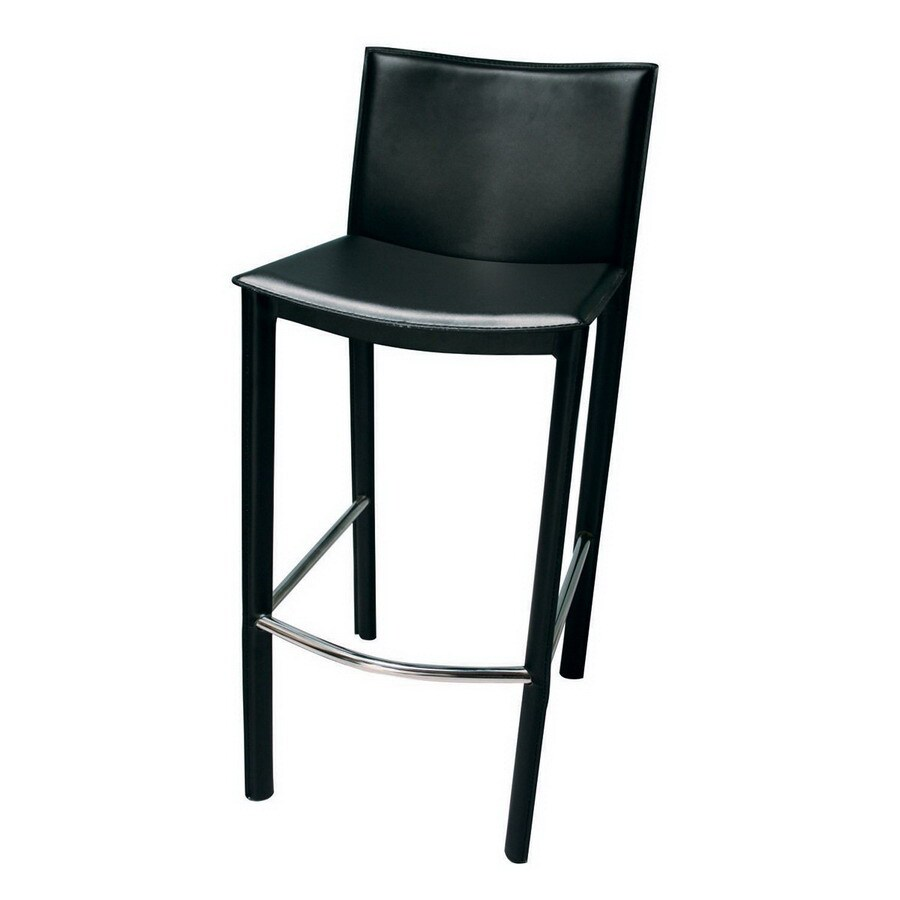 Tag Furnishings Group Elston Stainless-Steel 30-in Bar Stool