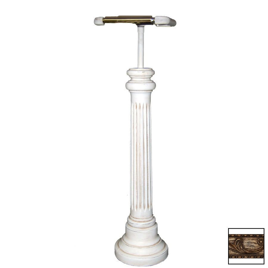 Countertop Toilet Paper Holder : ... Manor House Tarnished Gold Freestanding Countertop Toilet Paper Holder