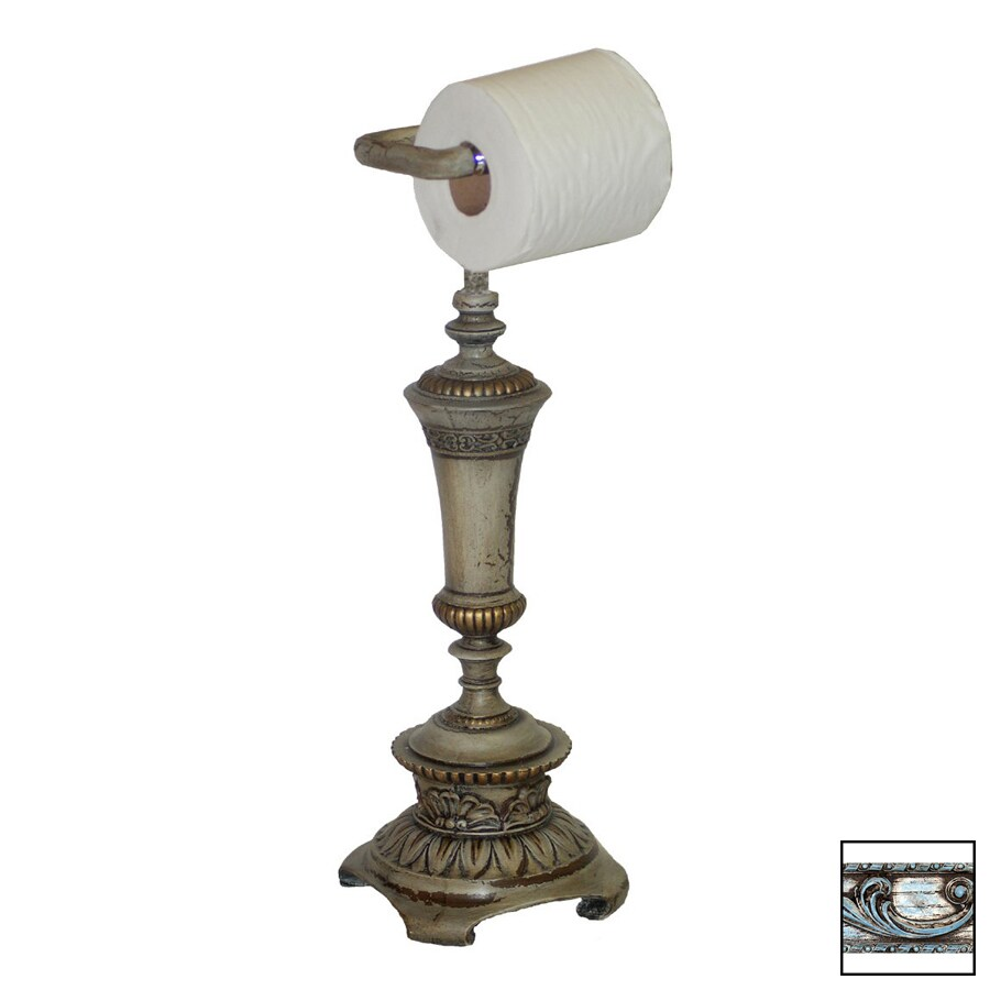Hickory Manor House Monarchy Freestanding Countertop Toilet Paper Holder