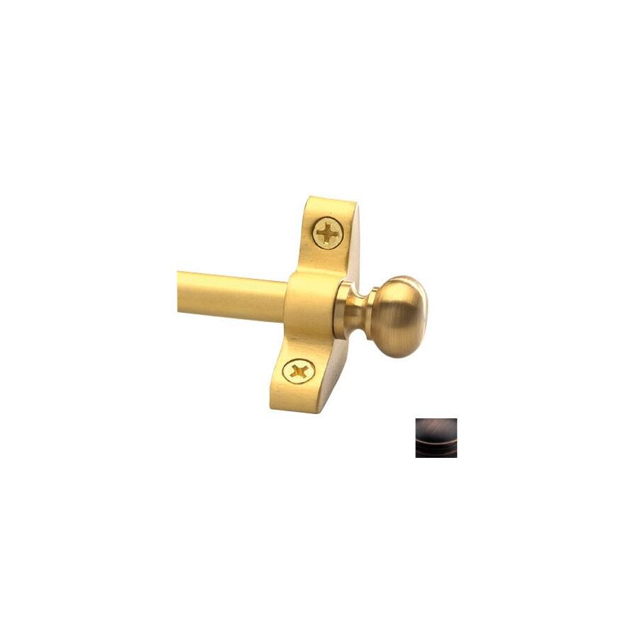 Zoroufy 0.375-in Dia x 36-in L Brass Stair Rods