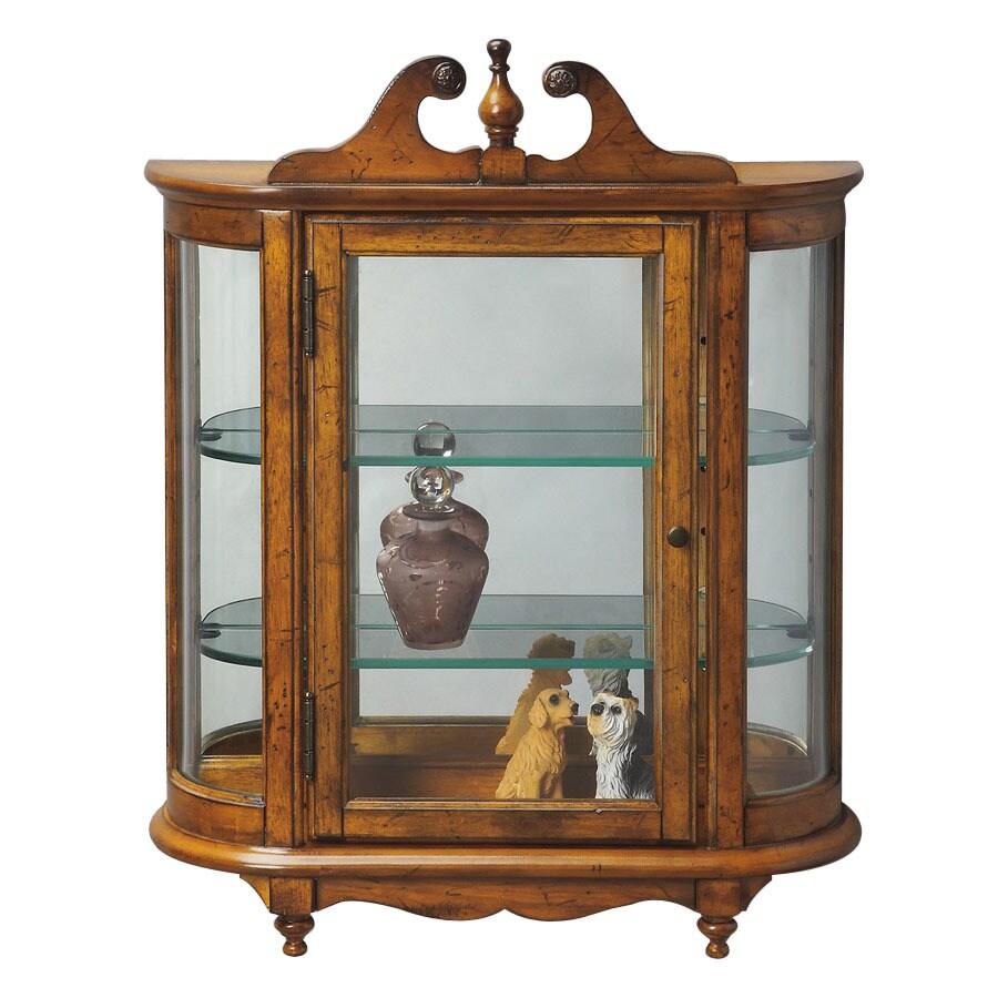 Butler Specialty Masterpiece Vintage Oak Half-Round