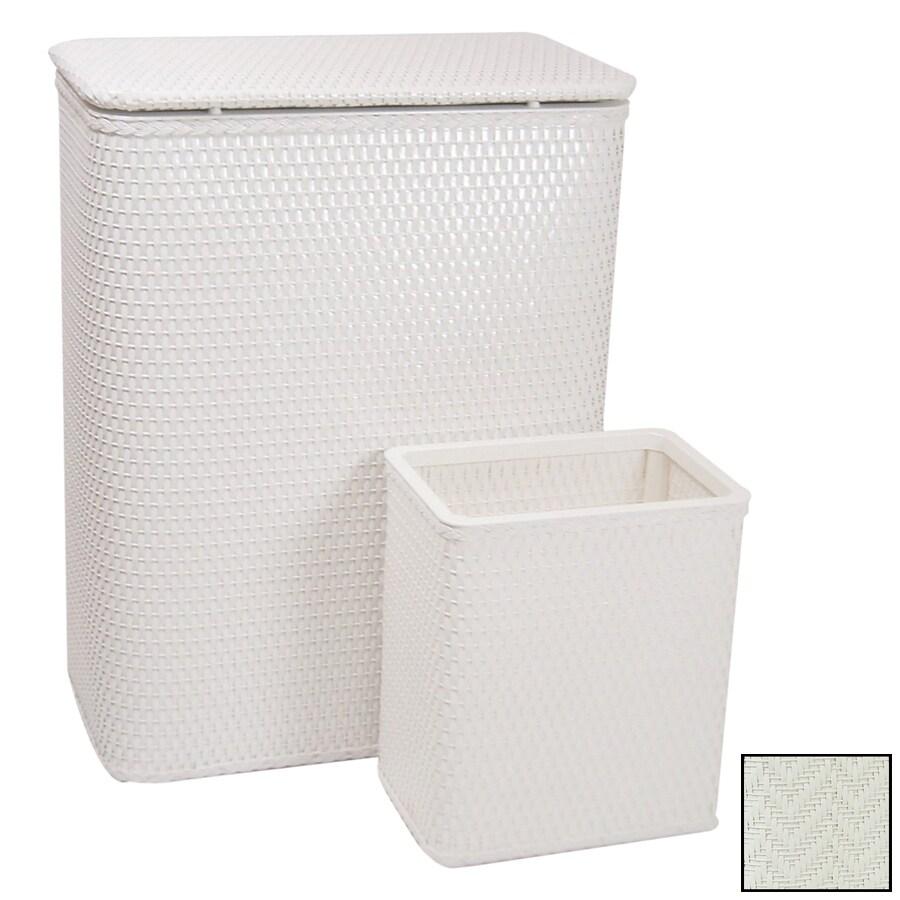 Redmon 2-Piece Wicker Basket