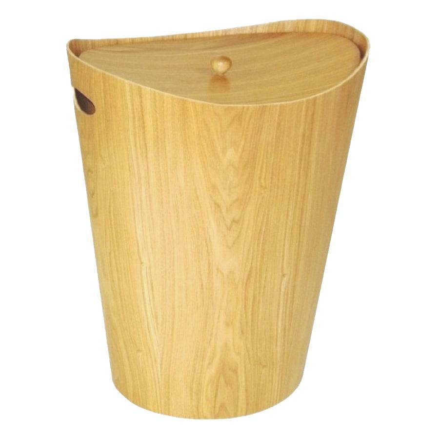 Redmon Wood Clothes Hamper