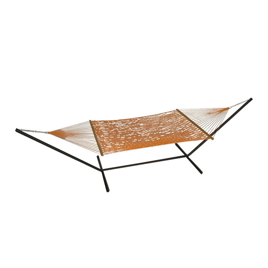 Phat Tommy Outdoor Oasis Carrot Rope Hammock