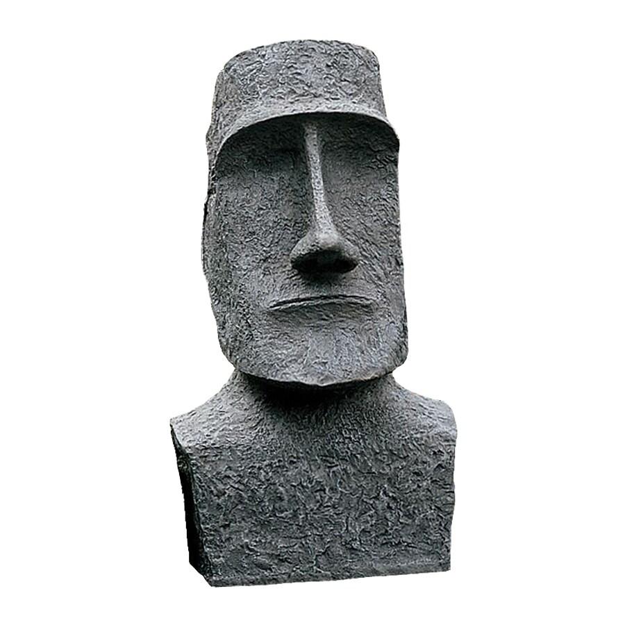 Shop Design Toscano Easter Island Moai Monolith 24 5 In