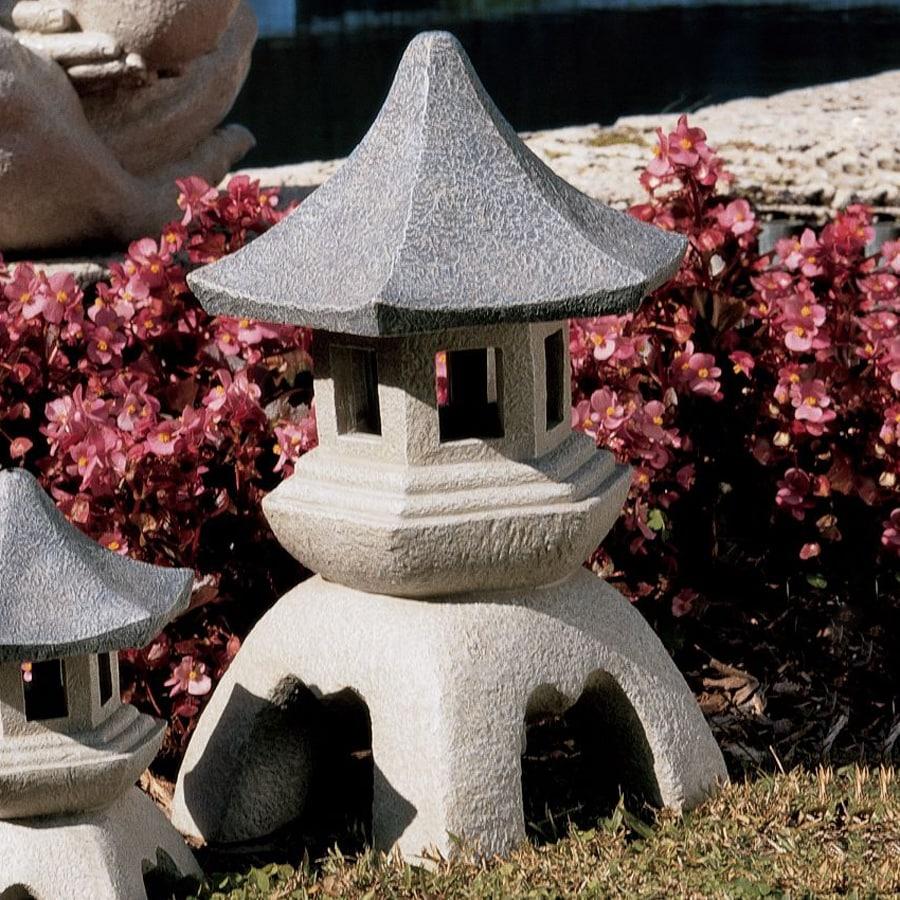 Shop design toscano asian pagoda 17 5 in architecture for Garden pagodas designs