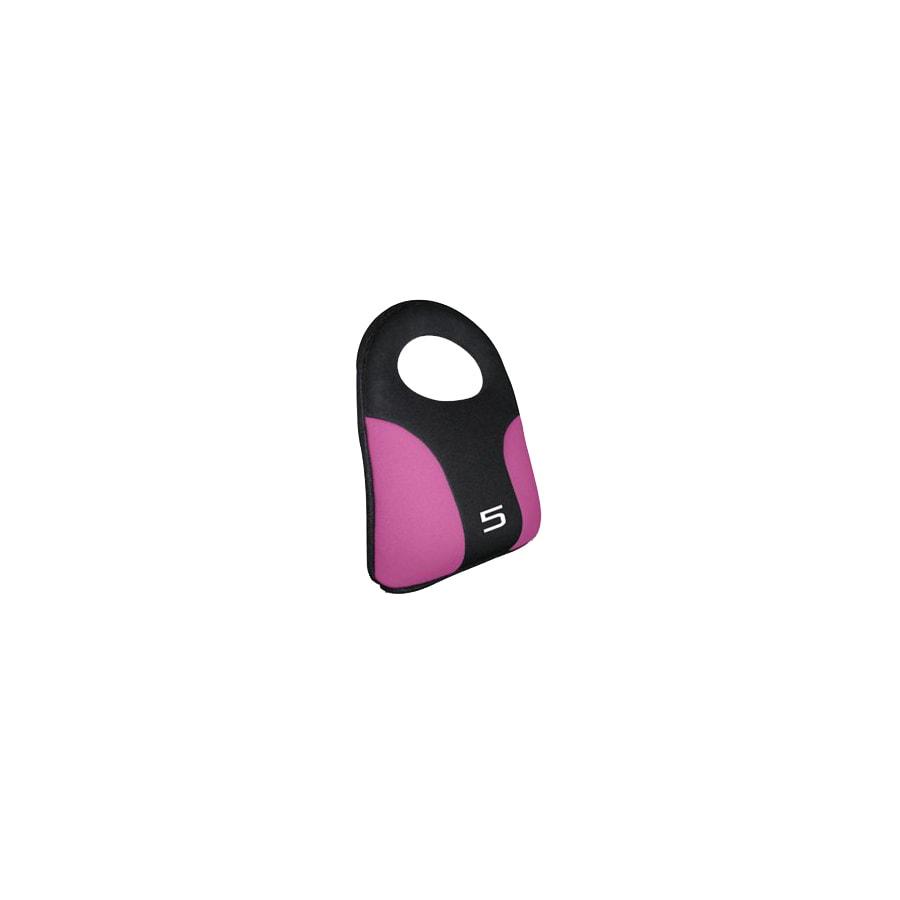 CAP 5 lbs Fixed-Weight Kettlebell