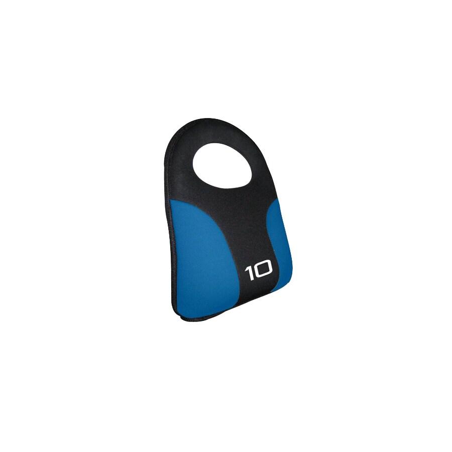 CAP 10 lbs Fixed-Weight Kettlebell