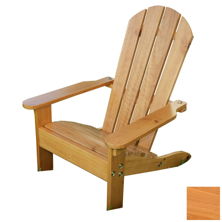 KidKraft Honey Wood Adirondack Chair