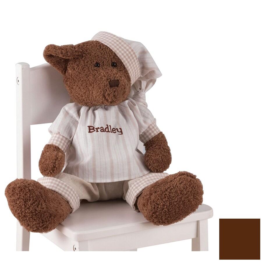 KidKraft Sleepy Bear with Brown Baby