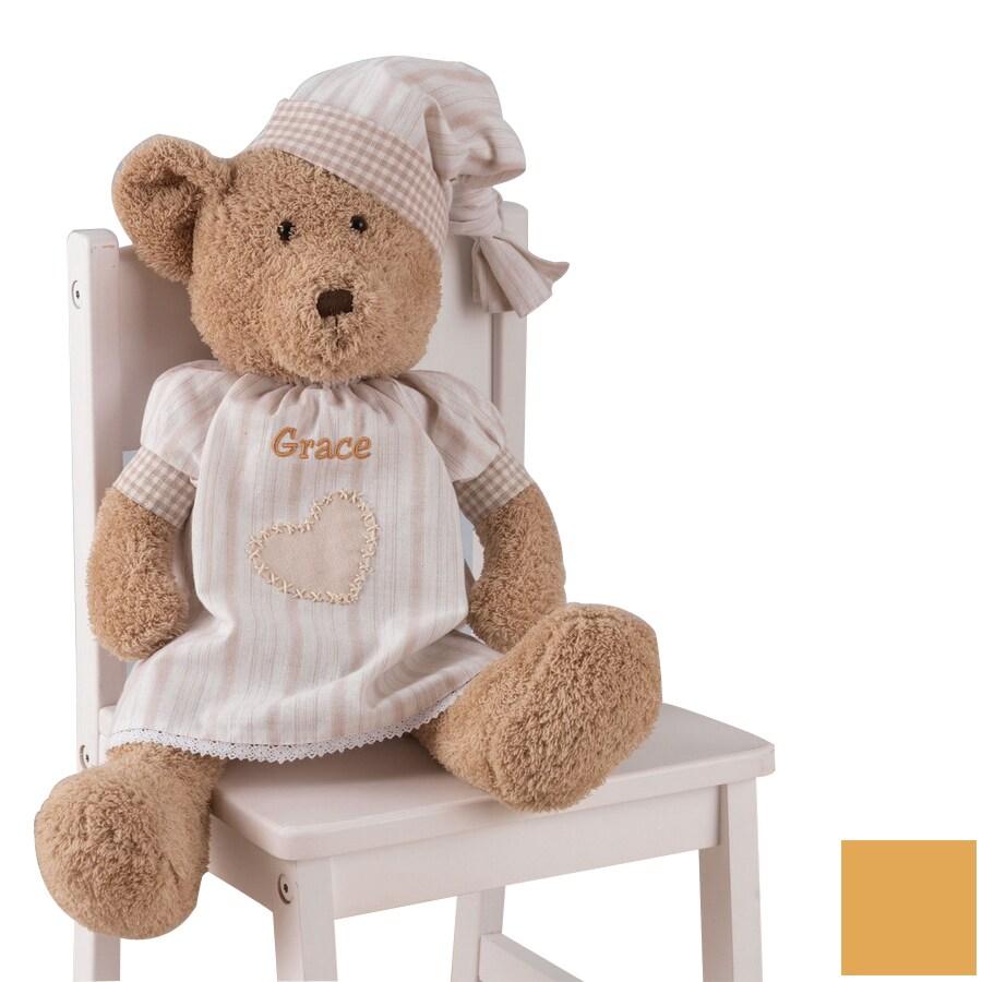 KidKraft Sleepy Bear with Tan Baby