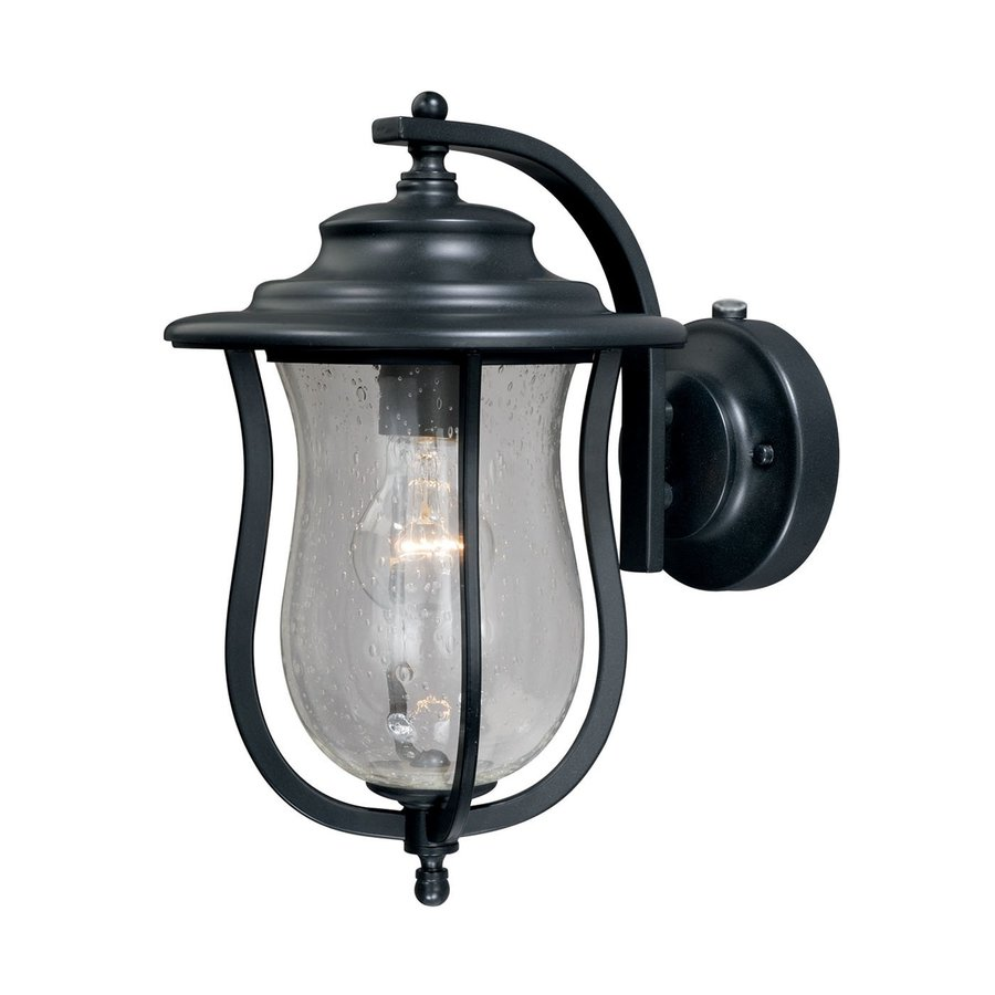 Cascadia Lighting Corsica 13.25-in H Oil-Rubbed Bronze Outdoor Wall Light