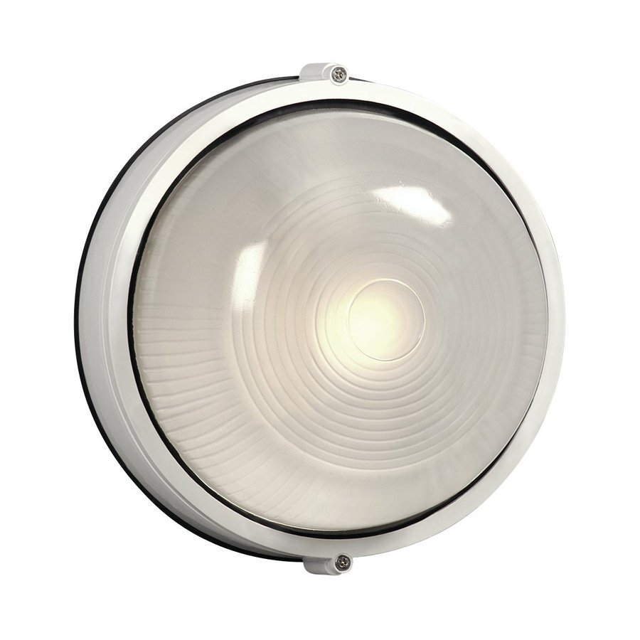 Galaxy Marine 10.25-in H White Outdoor Wall Light