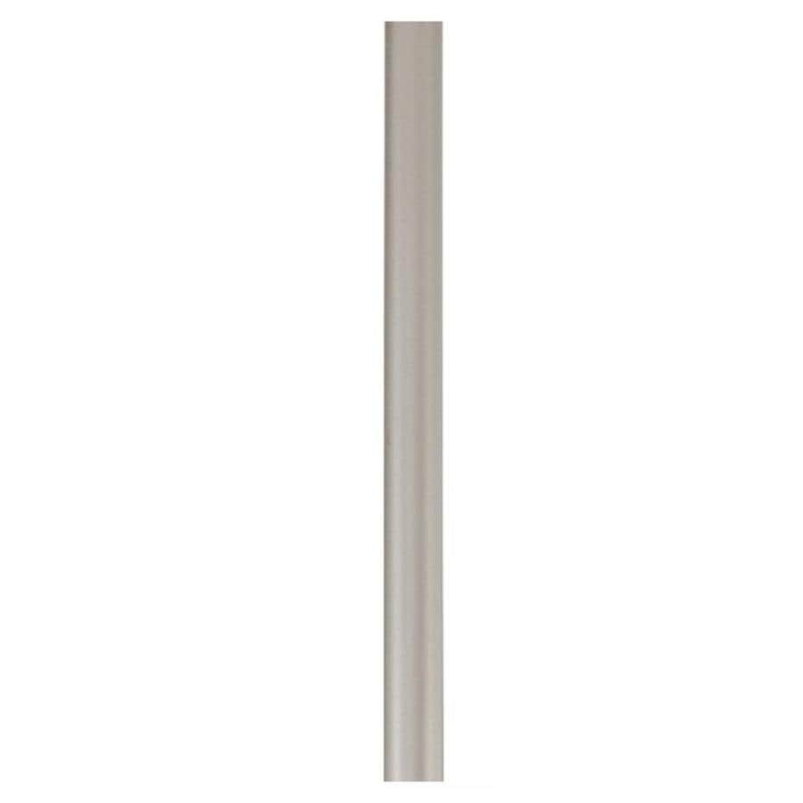 Matthews Acqua 5-in Brushed Nickel Indoor Ceiling Fan Downrod