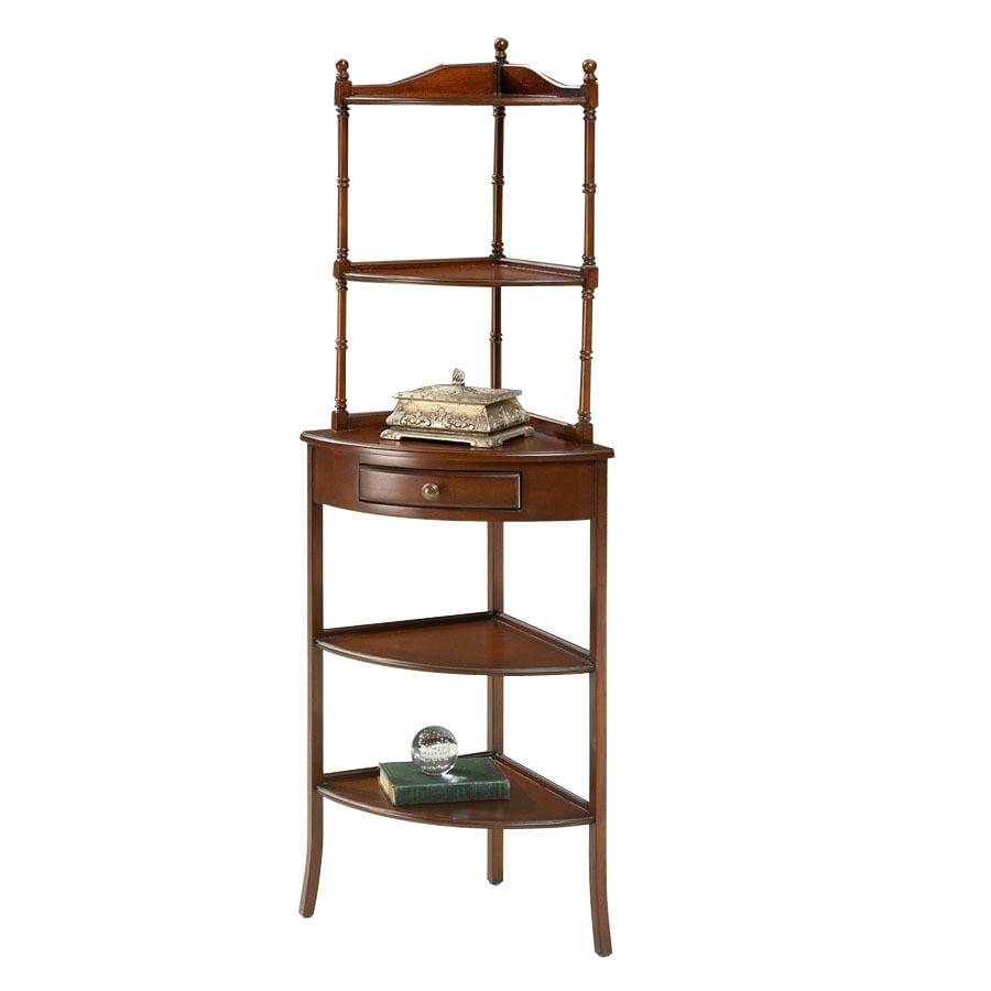 Butler Specialty Plantation 58.5-in 4-Shelf Bookcase