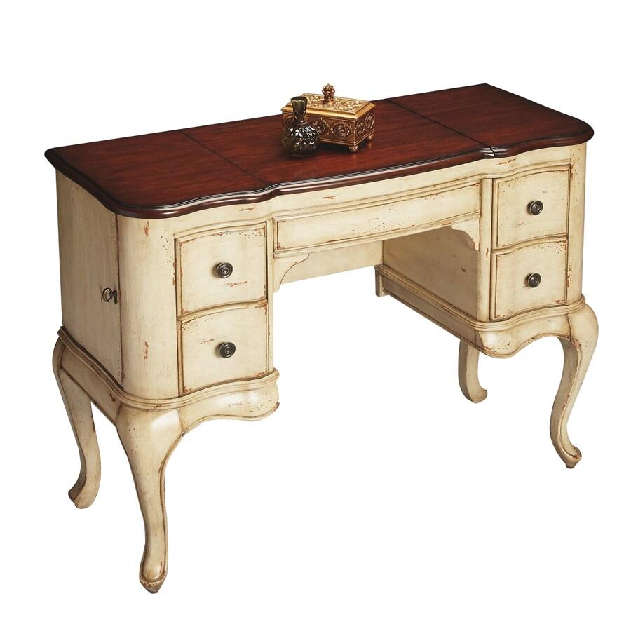 Butler Specialty Artists-ft Originals Vanilla and Cream 4-Drawer Dresser