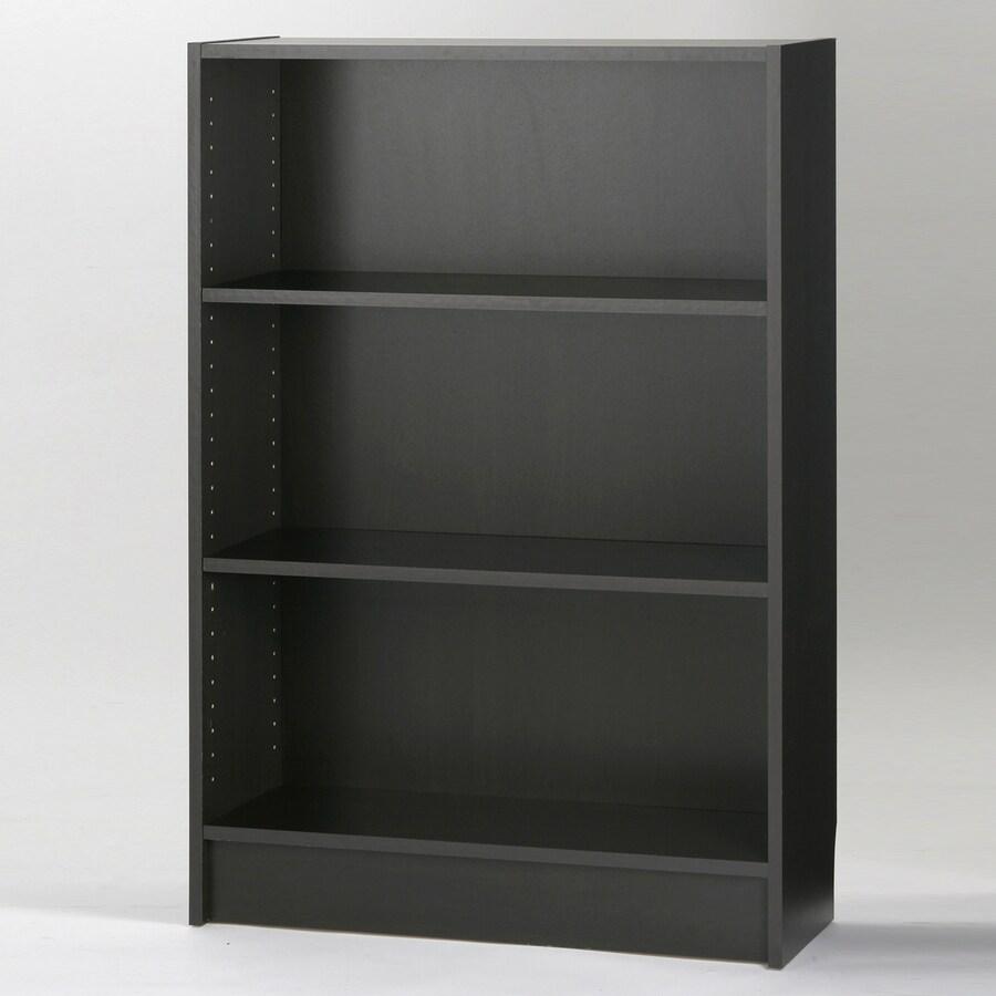 Tvilum Dylan Coffee 45.75-in 3-Shelf Bookcase