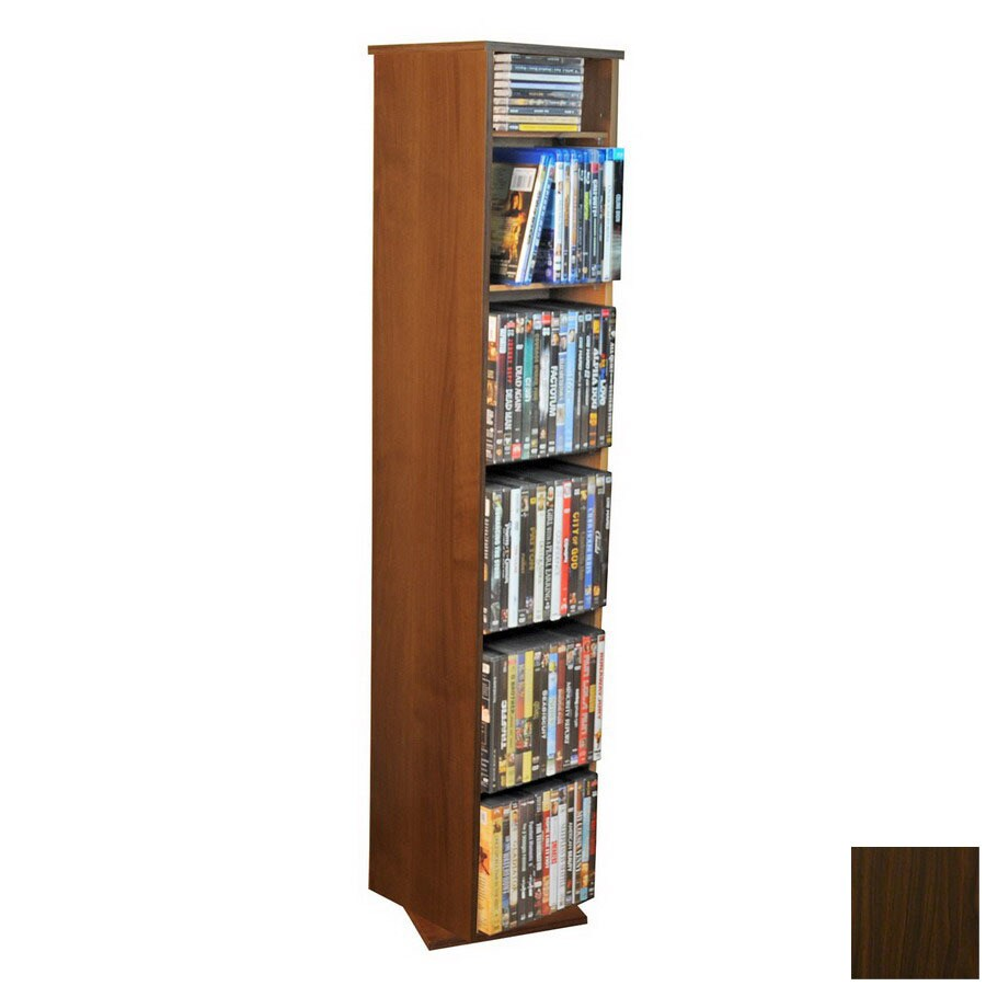 Venture Horizon Dark Walnut Gaming Storage Unit