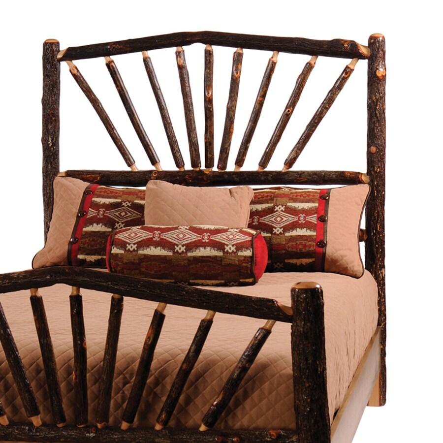 Fireside Lodge Furniture Hickory Twin Headboard